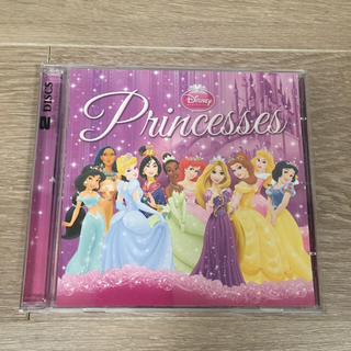 ディズニー(Disney)のディズニープリンセス アルバム 洋楽(ポップス/ロック(洋楽))