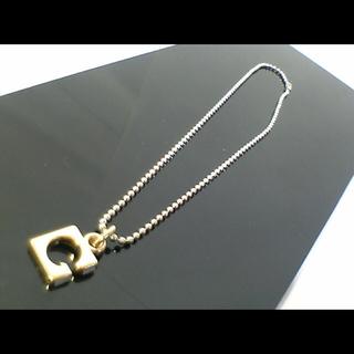 ゲラルディーニ(GHERARDINI)のGHERARDINI ゲラルディーニ GOLD G型 ネックレス(ネックレス)