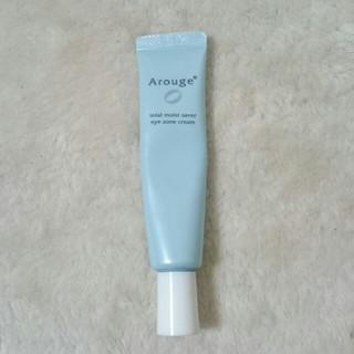 アルージェ(Arouge)のアルージェ トータルモイストセイバー アイゾーン クリーム 15g(アイケア/アイクリーム)