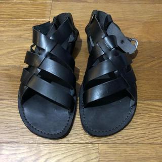 ジャーナルスタンダード(JOURNAL STANDARD)の☆新品未使用☆ Eder Shoes サンダル 41(サンダル)