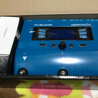 TC HELICON VoiceLive Play(エフェクター)