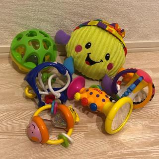 フィッシャープライス(Fisher-Price)のベビー おもちゃ まとめ フィッシャープライス (がらがら/ラトル)