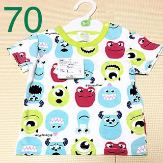 ディズニー(Disney)の新品未使用!モンスターズインク Tシャツ 60-70(Tシャツ)