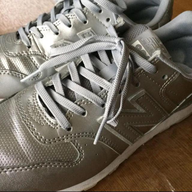 8786f2df348ea New Balance(ニューバランス)のニューバランス☆996 シルバー 24cm レディースの靴/シューズ