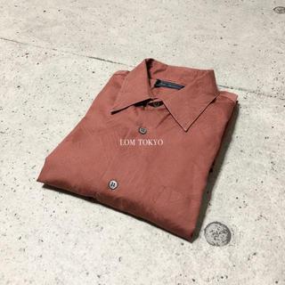 [used]terracotta design shirt.(シャツ)
