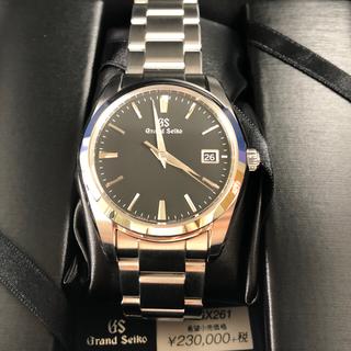 グランドセイコー(Grand Seiko)の新品未使用 グランドセイコー SBGX261(腕時計(アナログ))