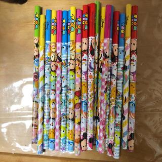 ディズニー(Disney)のツムツム鉛筆22本(鉛筆)