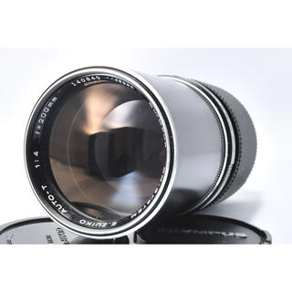 オリンパス(OLYMPUS)の  OLYMPUS  E.ZUIKO AUTO-T 200mm F4 (レンズ(単焦点))