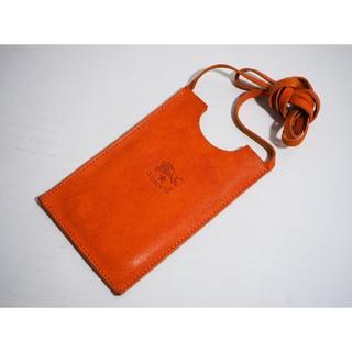 IL BISONTE イルビゾンテ iPhone/iPod モバイル ケース