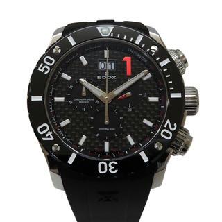 エドックス(EDOX)のエドックス ビッグデイト(腕時計(アナログ))