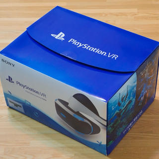 プレイステーションヴィーアール(PlayStation VR)の【値下げ】旧型 PSVR Camera同梱版 中古(家庭用ゲーム本体)