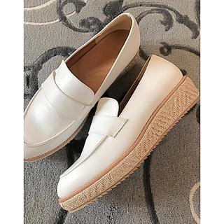 ジーユー(GU)のGUローファー  XL size(ローファー/革靴)