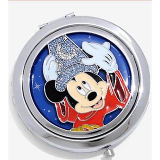 ディズニー(Disney)の国内未発売!! ファンタジアミッキー コンパクトミラー(ミラー)