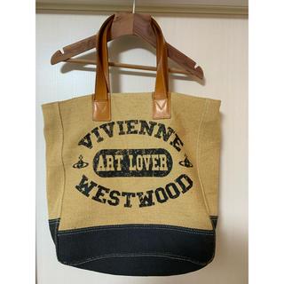 ヴィヴィアンウエストウッド(Vivienne Westwood)の★限定値下げヴィヴィアンウェストウッド アートラヴァートートバッグ(トートバッグ)