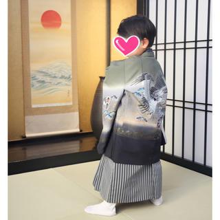 七五三 5歳用 フルセット(和服/着物)
