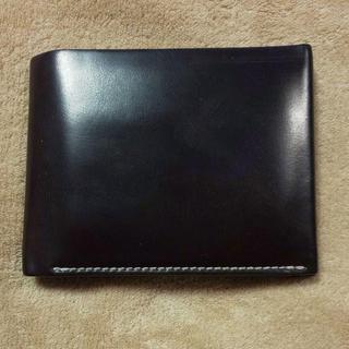 オールデン(Alden)のいずみ様専用 Kreis クライス シェルコードバン 二つ折り財布 ドイツ製(折り財布)