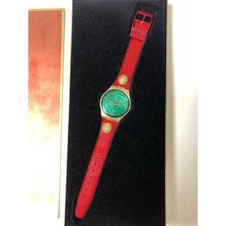 スウォッチ(swatch)のSwatch クリスマススペシャル1988 Pompadour(腕時計(アナログ))