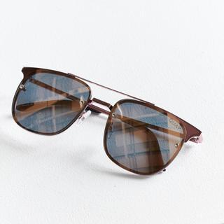 クエイアイウェアオーストラリア(Quay Eyeware Australia)のQUAY PRIVATE EYES PINK / ROSE SUNGLASSES(サングラス/メガネ)