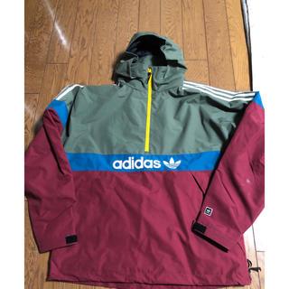 アディダス(adidas)のadidas snowboard ジャケット サイズO(ウエア/装備)