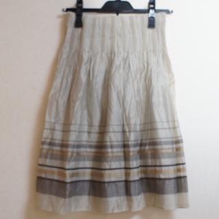 コムサイズム(COMME CA ISM)のCOMME CA ISM (コムサイズム)  新品  スカート(ひざ丈スカート)