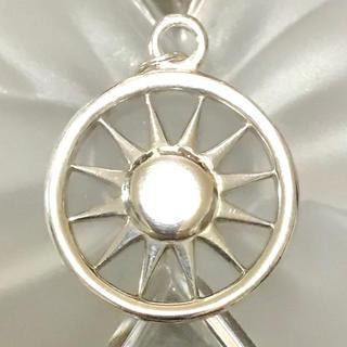 ティファニー(Tiffany & Co.)の太陽 トップのみ(ネックレス)
