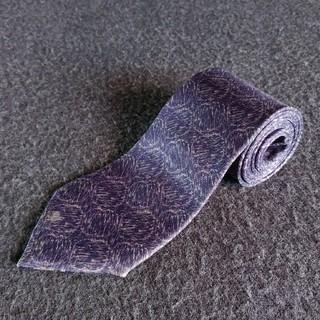 ダーバン(D'URBAN)の上質【D'URBAN-Purple】 ハイブランドネクタイ ダーバン db2(ネクタイ)