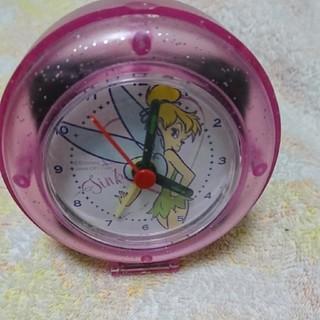ディズニー(Disney)の【激安】ティンカーベル 時計(掛時計/柱時計)