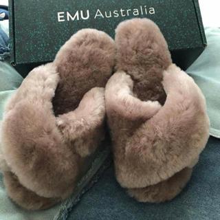 エミュー(EMU)のEMU Australia 大人気サンダル 正規品!新品(サンダル)