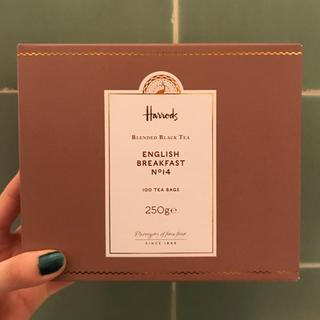 ハロッズ(Harrods)のHarrods English Breakfast N.14 100TB(茶)