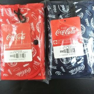 コカコーラ(コカ・コーラ)のコカ・コーラ!エコバッグ!2個セット!(エコバッグ)
