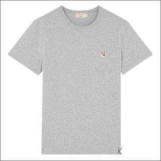 キツネ(KITSUNE)のmaison kitsune FOX HEAD Tシャツ(Tシャツ(半袖/袖なし))