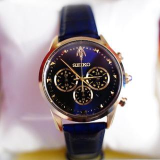 セイコー(SEIKO)のJOJOコラボ腕時計ジョルノ(1年保証)(腕時計(アナログ))