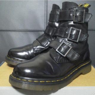 ドクターマーチン(Dr.Martens)の【激レア】Dr.Martens BLAKE UK3 黒 ブーツ K-POP(ブーツ)