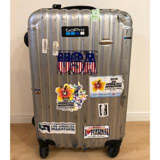 サムソナイト(Samsonite)のサムソナイト スーツケース 各国購入シール付き(トラベルバッグ/スーツケース)