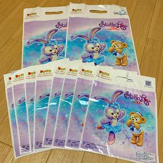 ディズニー(Disney)のディズニー ショップ袋 ショッパー ディズニーリゾート ステラルー ダッフィー(ショップ袋)