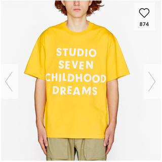 ジーユー(GU)のstudio seven GU(Tシャツ/カットソー(半袖/袖なし))