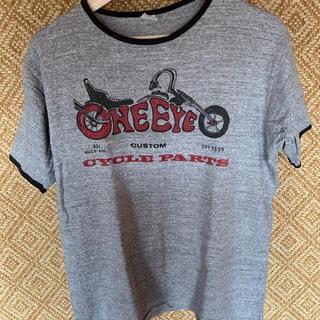 ウエアハウス(WAREHOUSE)のウエアハウス    Tシャツ  Mサイズ(Tシャツ/カットソー(半袖/袖なし))