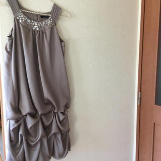 ケティ(ketty)の【美品】ketty ドレス ワンピース パーティー 結婚式 二次会(ミディアムドレス)
