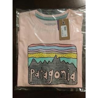 パタゴニア(patagonia)のパタゴニア キッズ ロンT 5T (Tシャツ/カットソー)