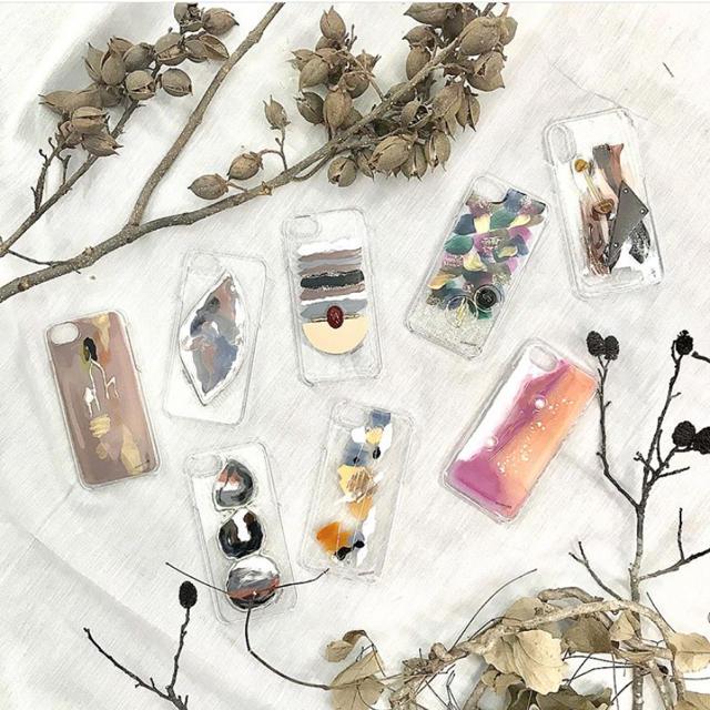 iring iphone7 | nico+ist iPhoneカバー ケース ハンドメイドの通販 by こはひよ's shop|ラクマ