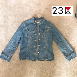 ニジュウサンク(23区)の23区 ジャケット デニム ジージャン 38(Gジャン/デニムジャケット)
