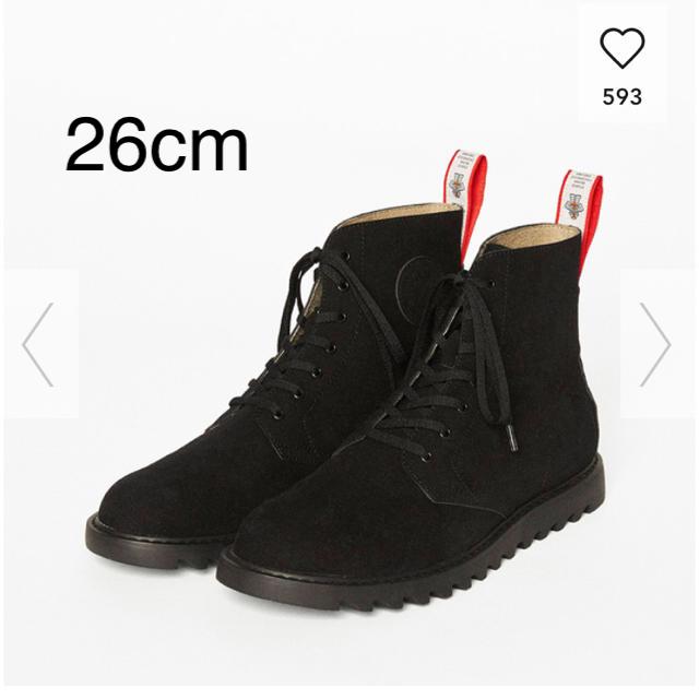 GU(ジーユー)の(GU)ブーツSTUDIO SEVEN 26センチ メンズの靴/シューズ(ブーツ)の商品写真