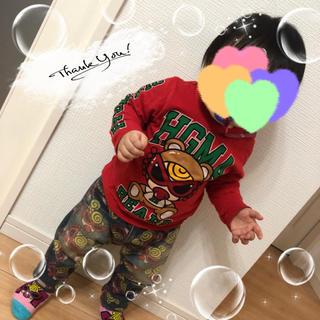ヒステリックミニ(HYSTERIC MINI)の♡専用♡(トレーナー)
