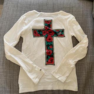 チャビーギャング(CHUBBYGANG)のチャビーギャング 十字架ロンT(Tシャツ/カットソー)