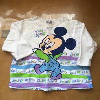 ディズニー(Disney)のDisney トレーナー 80(トレーナー)