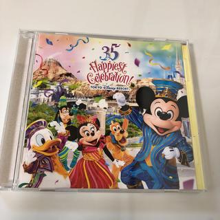 ディズニー(Disney)の東京ディズニーリゾート 35周年 ミュージックアルバム(アニメ)