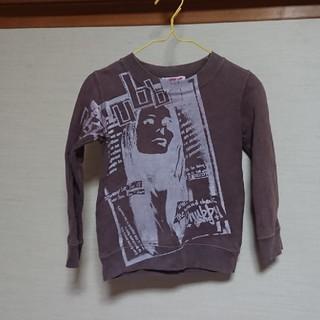 チャビーギャング(CHUBBYGANG)の95cm チャビーギャング トレーナー(Tシャツ/カットソー)