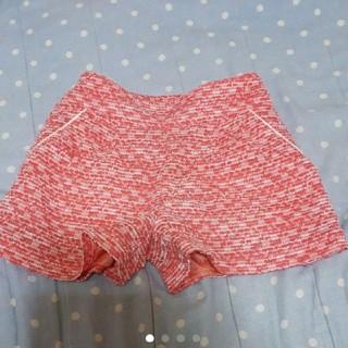 ジーユー(GU)のGU ショートパンツ 110cm 女の子 ピンク(スカート)
