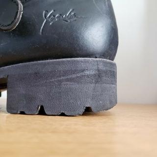 yosuke エンジニアブーツ 靴底確認(ブーツ)