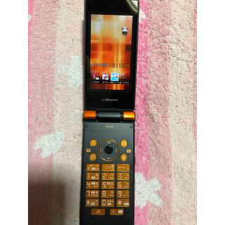 エヌティティドコモ(NTTdocomo)のdocomo  SH-03E(携帯電話本体)